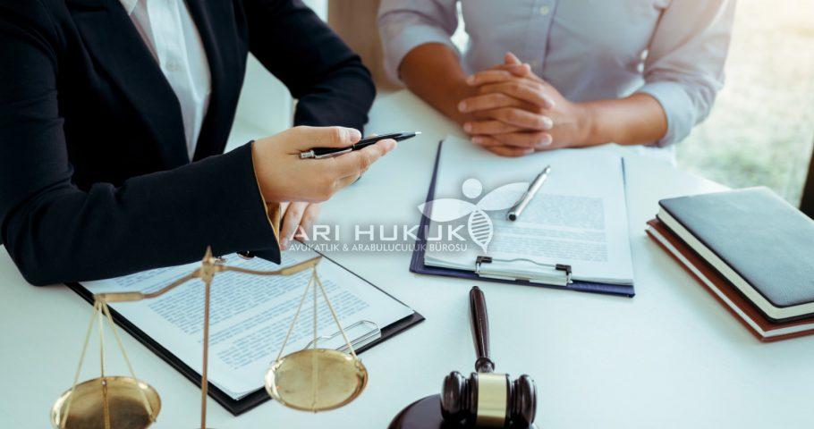 iş davası avukatı